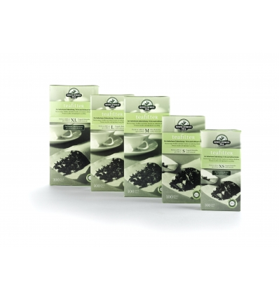 Chlorine-free filter papers for tea L (100))